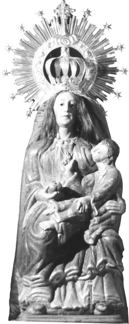Virgen del Camino de Rebordáns