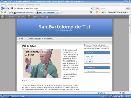 blog san bartolome