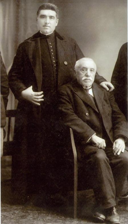 Manuel y padre
